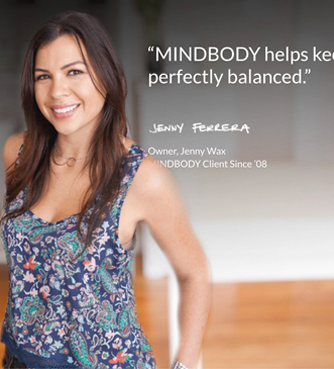 Template example from MIndbody